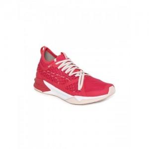bce497c28e6 Puma Ignite Xt Netfit Wn S Pink Mesh Training Shoes