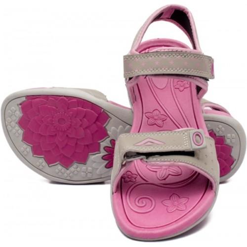 21e0f1c73b2 Buy Asian Women Grey Pink Sports Sandals online