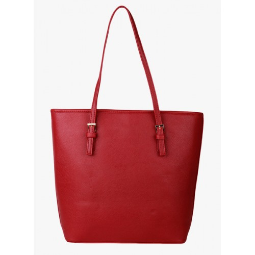 Lino Perros Red Hand Bag