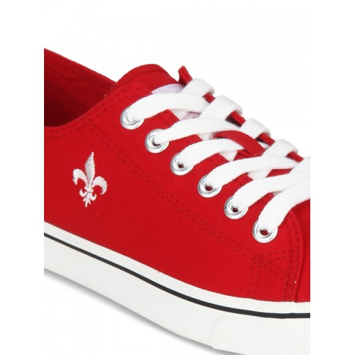 Bond Street By Red Tape Men Red Sneaker Shoes