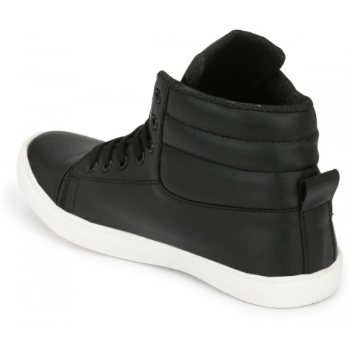 lejano STYLISH Sneakers For Men(Black)