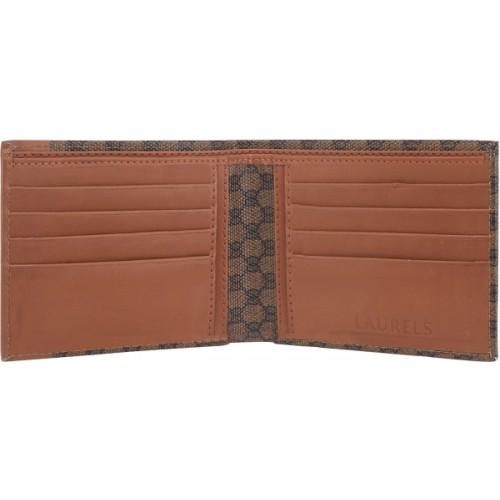 Laurels  Multicolor Artificial Leather Wallet