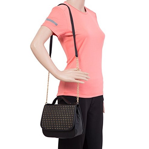 ADISA SL5004 party sling bag (Available in blue, tan, pink, black, peach)