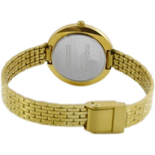 Maxima 41480CMLY Watch  - For Women