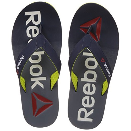 f2f04a500 Buy Reebok Men s Embossed Flip-Flops and House Slippers online ...