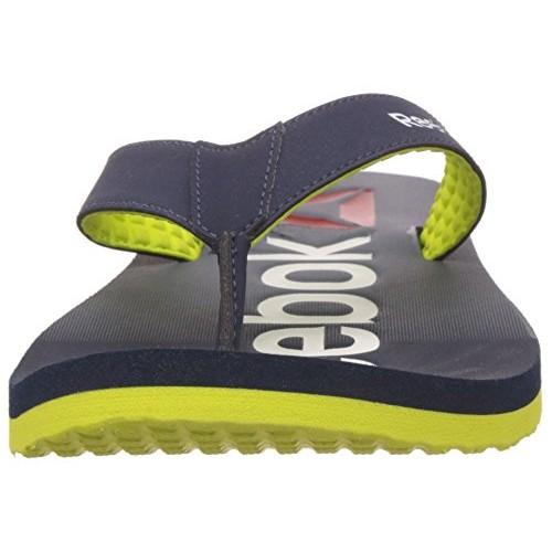 6e7e7810954c0d Buy Reebok Men s Embossed Flip-Flops and House Slippers online ...
