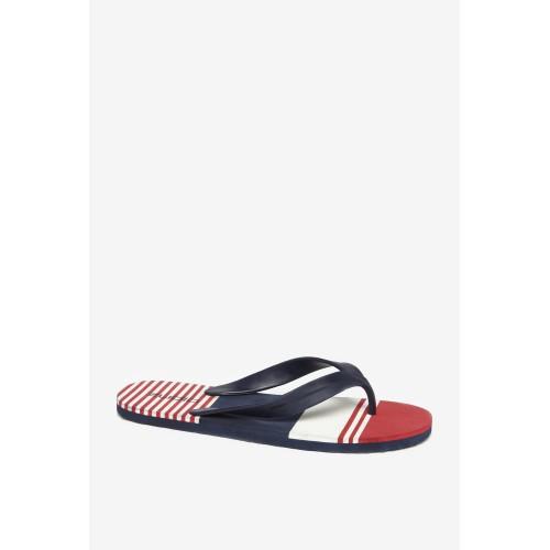 Buy Zudio Red Block Flip-Flops online
