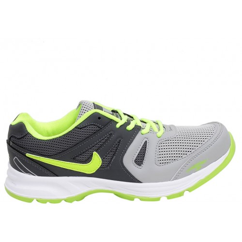 Look  Hook Aerofax Men Green Lace-up Running Shoes