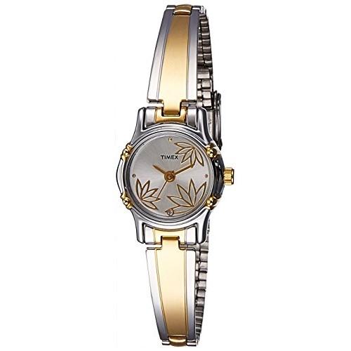 Timex Classics Analog Silver Dial Women's Watch - TW000B815