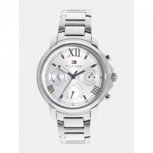 Tommy Hilfiger Women Silver-Toned Analogue Watch NTH1781741_BBD