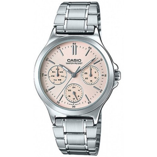 Casio A1148 Enticer Watch  - For Women