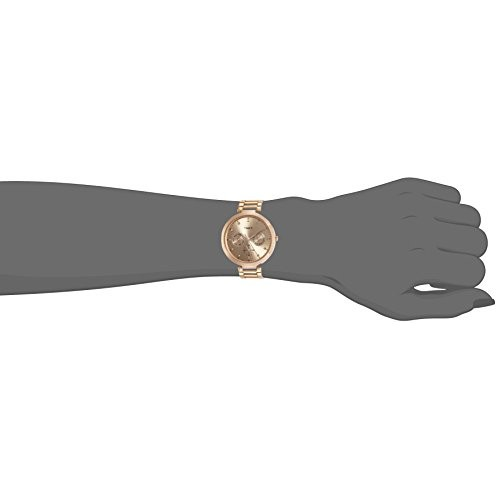 Timex Brown Analog Dial Women's Watch-TW000X209