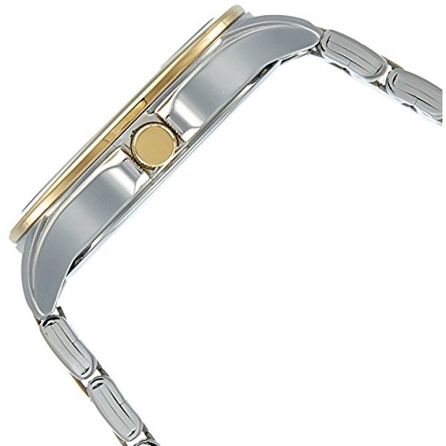 Citizen Analog Mother of Pearl Dial Women's Watch - EV0054-54D