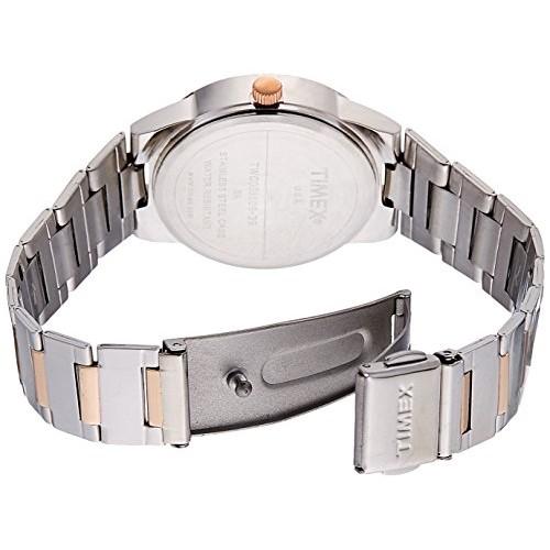 Timex Analog Silver Dial Women's Watch-TW000J109