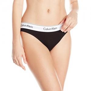 Calvin Klein Women's Modern Cotton Printed Bikini