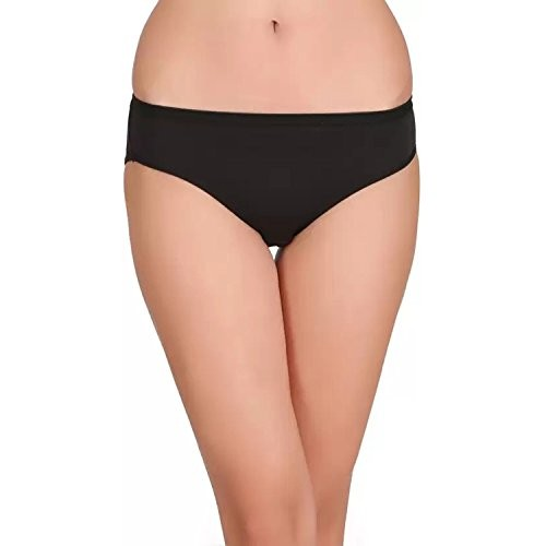 Grab Offers Soft And Breathable Medium Coverage Waist Bikini, Panty For Girl's, Women's