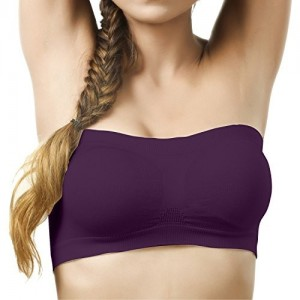 TWO DOTS Women's Seamless Non Padded Non Wired Bra