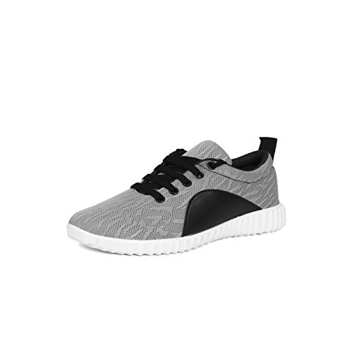 9ea321d1c Buy Beonza Branded Women Supersoft Grey Running Sports Shoes online ...
