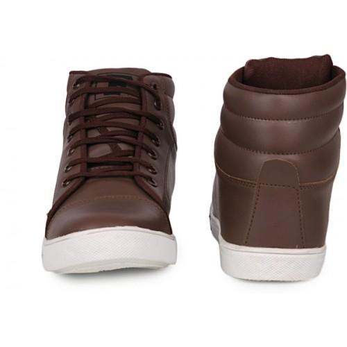0e0dd9216123 Buy U2 Sneakers Men's Brown Casual Shoes Sneakers For Men online ...