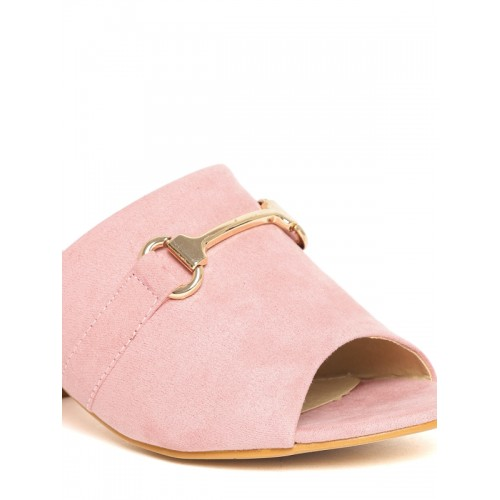 Truffle Collection Pink Sandals