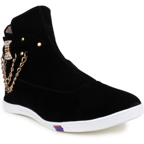 Sppif Boots For Women(Black)