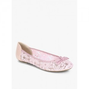 Carlton London Pink Belly Shoes