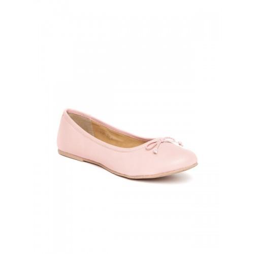 Carlton London Pink Belly Shoes