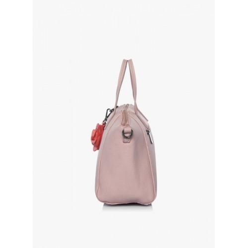Caprese Kate Pale Pink/Peach Small Satchel Bag