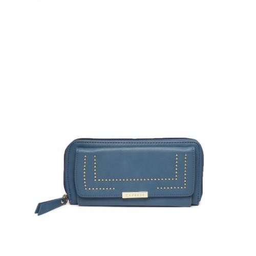 Caprese Daisy Women's Wallet (Aqua)