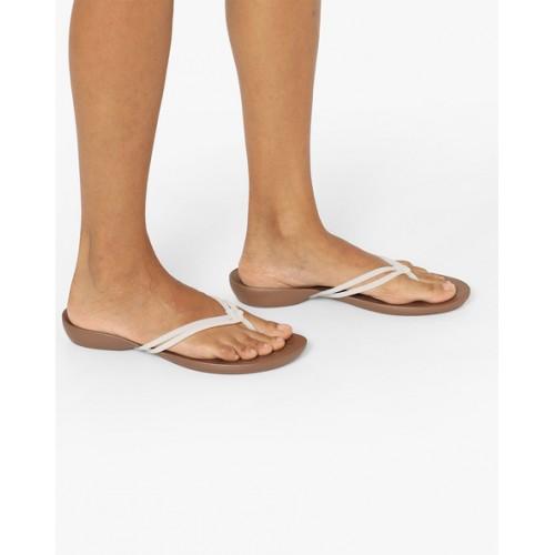 5bd28485e Buy CROCS Isabella Flip W Thong-Strap Flip-Flops online