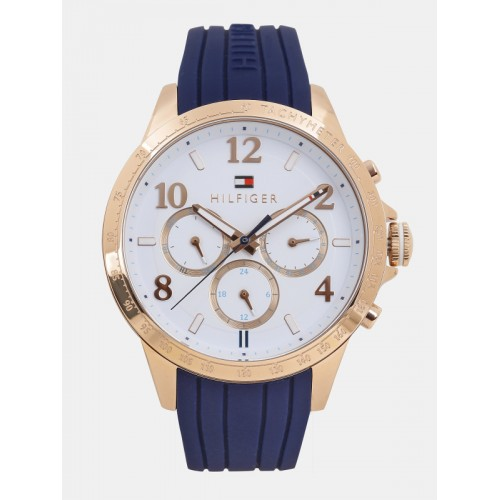 Tommy Hilfiger Women White Multifunction Analogue Watch NTH1781645_BBD