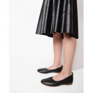CLARKS Grace Mia Genuine Leather Slip-On Shoes