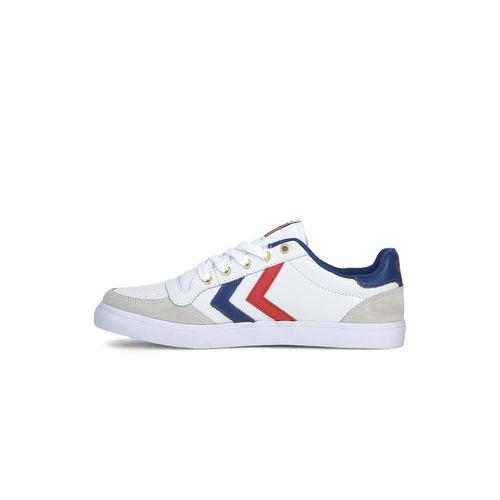 online store 5bd64 c3c1c Buy Hummel Stadil Low White Sneakers online | Looksgud.in