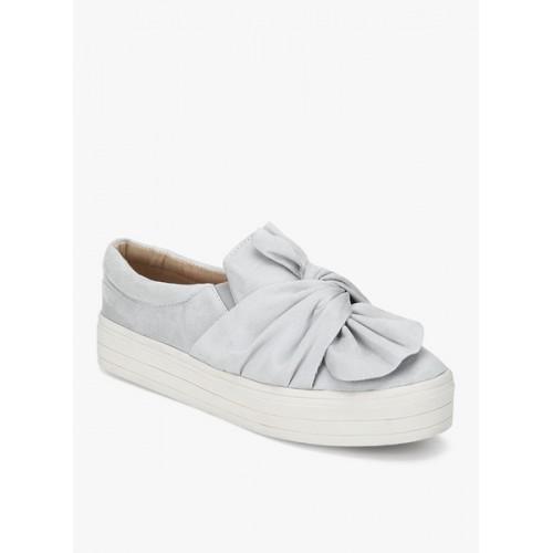 10d3e4592bdea8 Shoe Couture Grey Casual Sneakers  Shoe Couture Grey Casual Sneakers ...