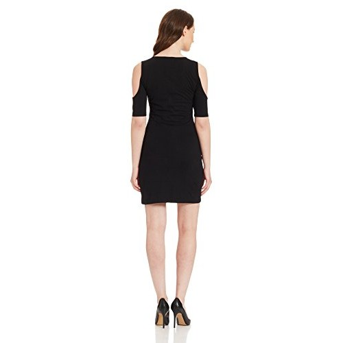Miss Chase Women's Cotton Shift Dress