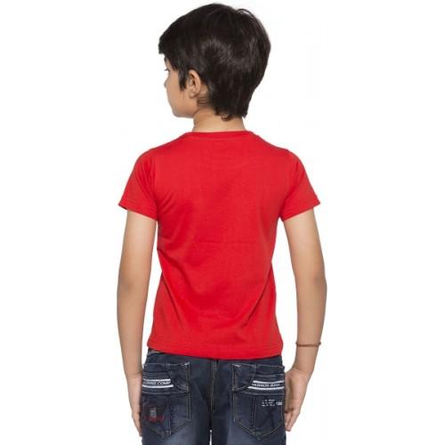Maniac Boys Printed T Shirt