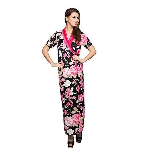 81a4b2077a10 Buy Clovia Women s Robe   Nighty online