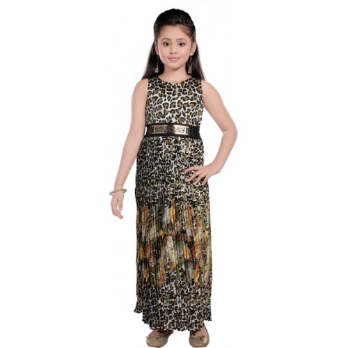 ff2e88991c8b Buy Hunny Bunny Girls Maxi Full Length Party Dress online