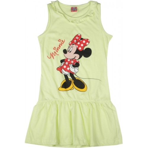 49dc52963 Buy Disney Minnie Girls Midi/Knee Length Casual Dress online ...