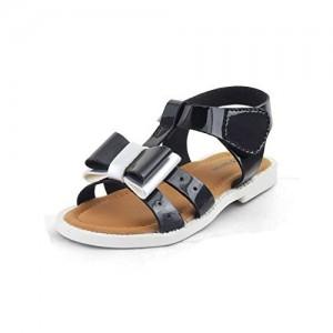 Kittens Girls Black Synthetic Sandals