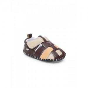 Lilliput Brown Sandals