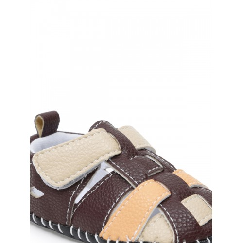 Lilliput Brown Sandals