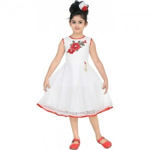 6f5ae66b0d7 Buy FTC Bazar Girl's Midi/Knee Length Party Dress online | Looksgud.in
