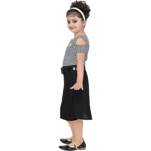 c61d0ac8ab2 Buy FTC FASHIONS Girls Midi/Knee Length Party Dress online | Looksgud.in