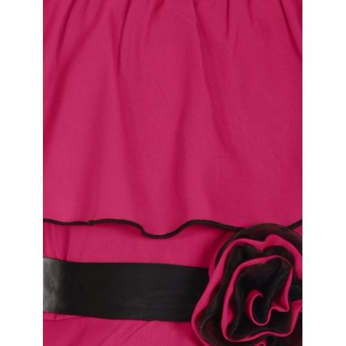 Naughty Ninos Girls Midi/Knee Length Casual Dress