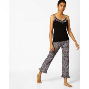 Slumber Jill Lounge Top and Pyjama Set