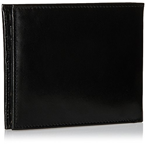 Swiss Military Black Leather Wallet (LW-1)