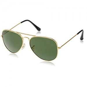 Joe Black Aviator Sunglasses (Shiny Gold) (JB 111 |C5 58)