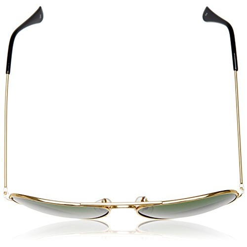Joe Black Aviator Sunglasses (Shiny Gold) (JB 111 |C5 58)