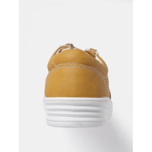 Roadster Mustard Yellow Casual Sneakers